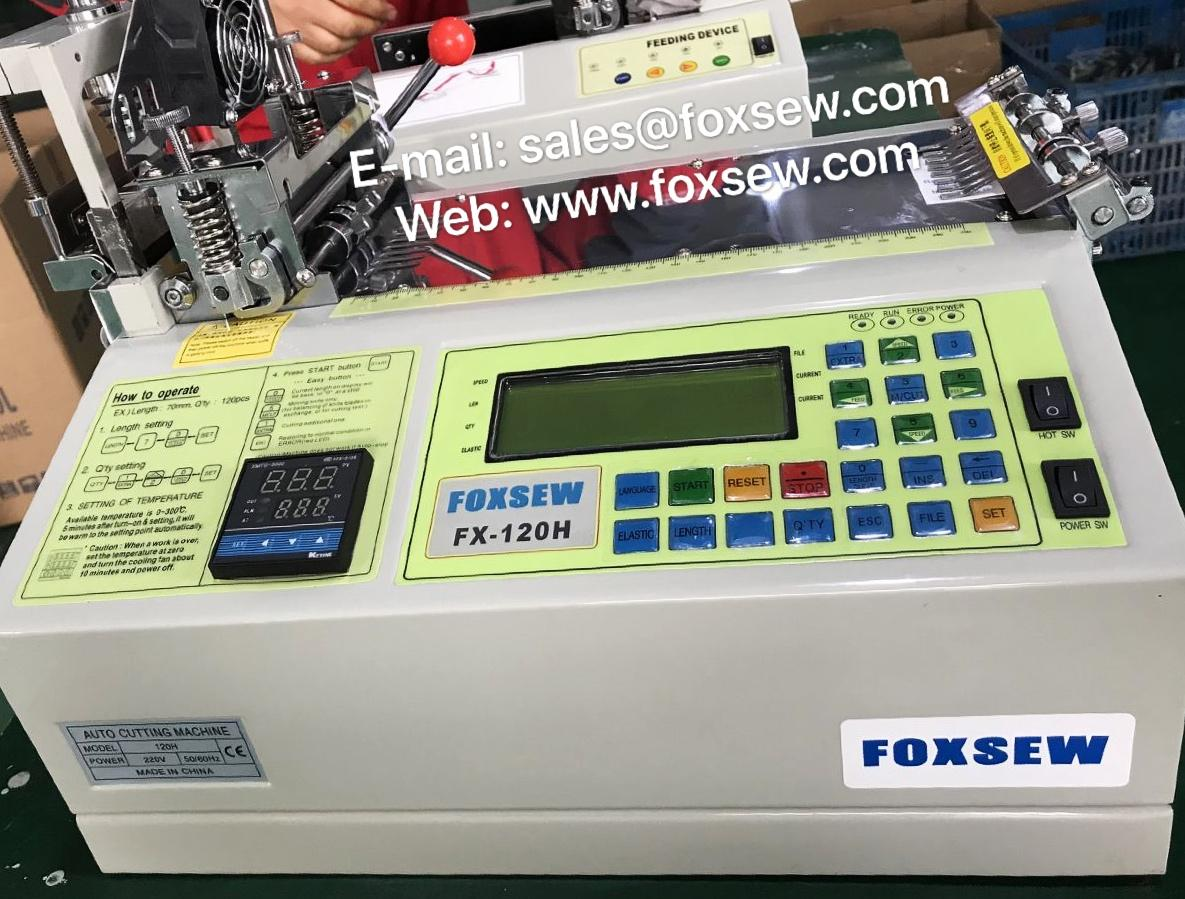 Automatic Elastic Cutting Machine -4