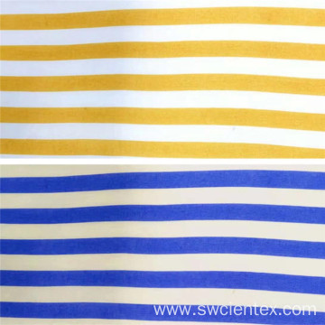 Hot Sale 100% Rayon Stripes Woven Garment Fabrics