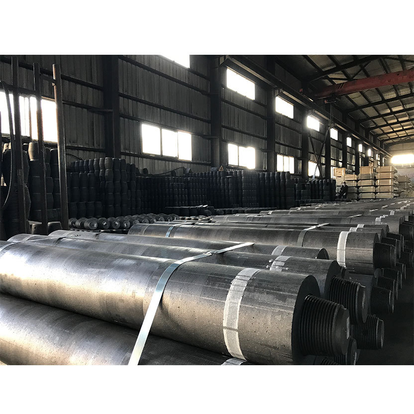 UHP 300 Graphite Electrode Price for Steel Plant