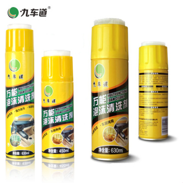 Automobile Interior Care Foam Cleaner Spray