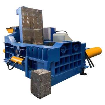Automatic Hydraulic Waste Metal Baling Machine