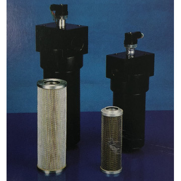 YPH  high pressure pipe filter