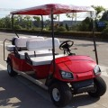 4KW 48V battery powered golf cart