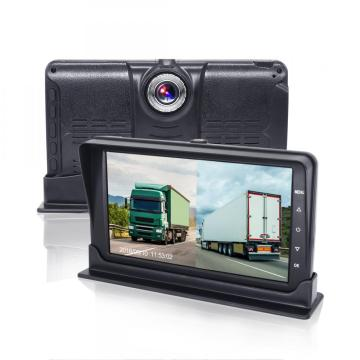 Vehicle Monitoring System Recording Dash Camera For Truck