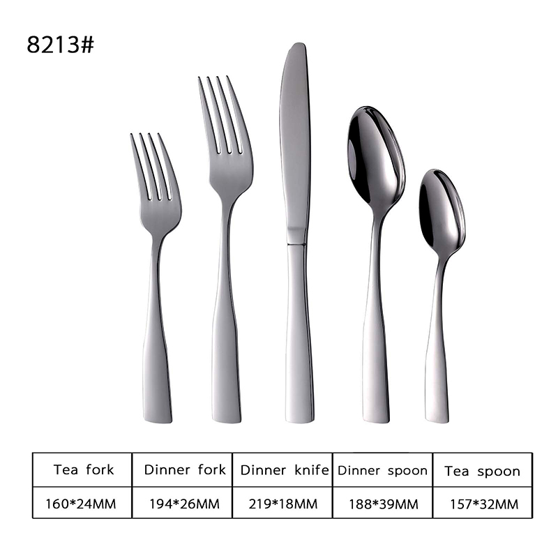 Stainless Steel Flatware Forks