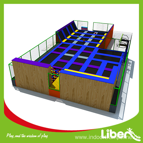 jump world indoor trampoline park