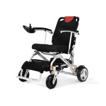 Fully automatic foldable portable power wheelchair