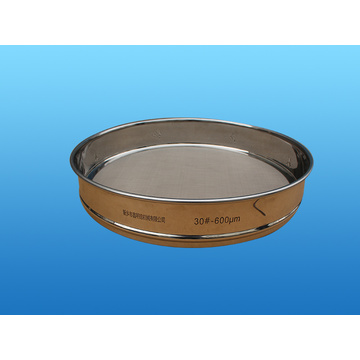 300mm diameter stainless steel  powder test sieve
