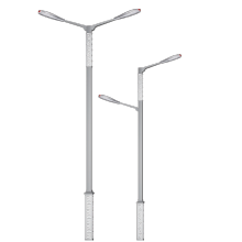 Street Light Pole Extension
