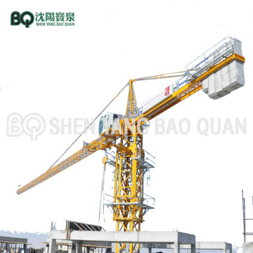 BQ 5T GHT5013-5(MC80) Hammerhead Tower Crane