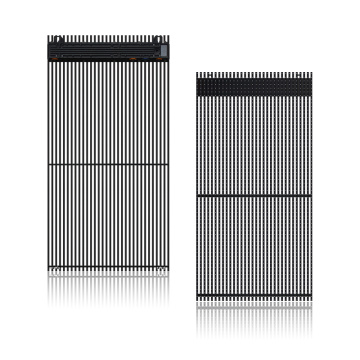 Easy-to-install waterproof roof-top Functional Grille screen