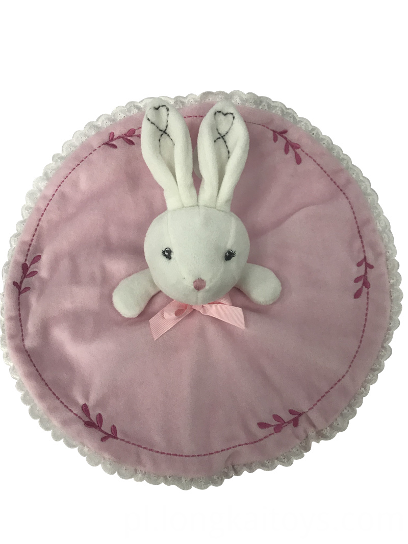 Stuffed Rabbit Comforter