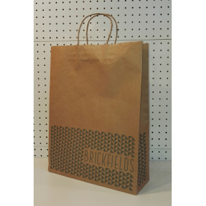 Custom Design Shopping Bags