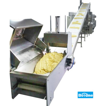 Biscuit Dough Conveyor baking