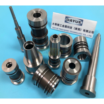 Injection Mold Components Sprue Bushings and Stripper