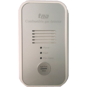 Wireless Combustible Gas Detector