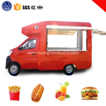 retro food van for sale