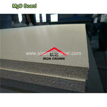 Premium MgO Fireproof Wall Board With Sanded Surface