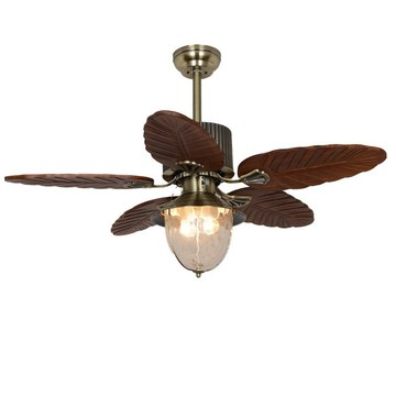 Black Electric Ceiling Fans