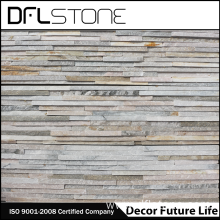 Water Flow Beige Natural Stacked Stone Panel