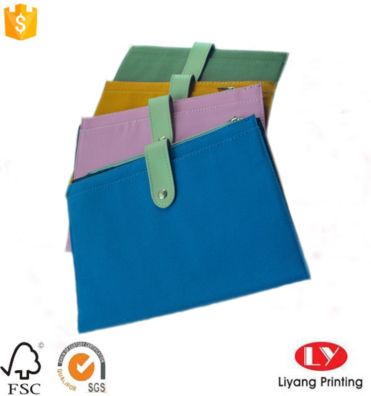 multi color notebook