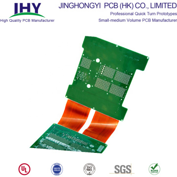 Flex FR4 8 Layer FPC Flexible PCB Board for LED Light