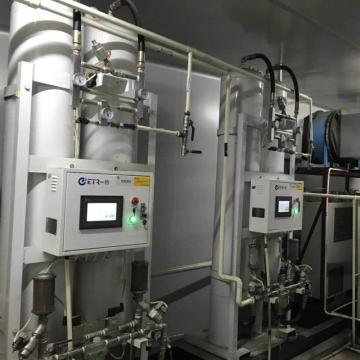 Oxygen Generator for Hospital Central Oxygen Supply