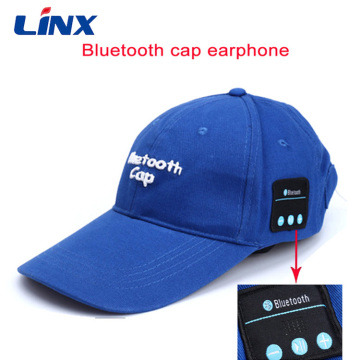 Popular bluetooth hat headphone V5.0 wireless hat