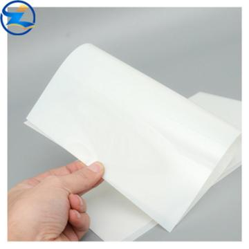 Vacuum forming pp white sheets film acrylic roll
