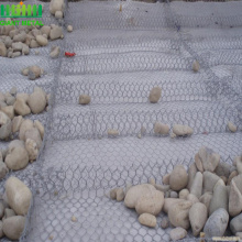 Factory price galvanized gabion box soil mattress