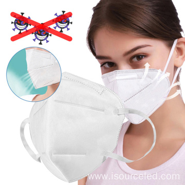 With CE Certification kn95 Mask Ideal For Catering