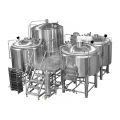 500L Stainless Steel Craft Beer Brewery Equipment