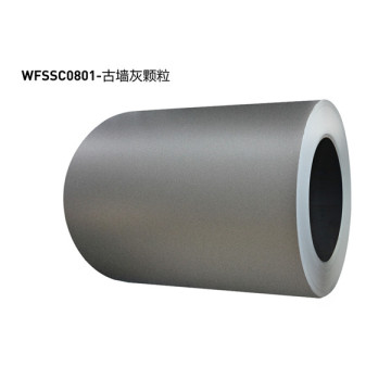 Anti-Bacterial Prepaited Steel Coil