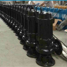 AS AV type tear diving sewage pump