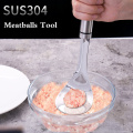 Easy using 304 Stainless  Meatballs Spoon