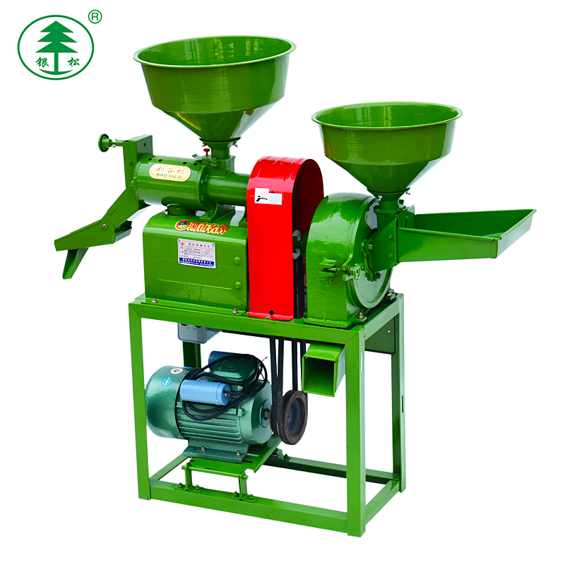 Rice Polishing Machine In Thailand