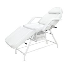 White Massage Facial Bed