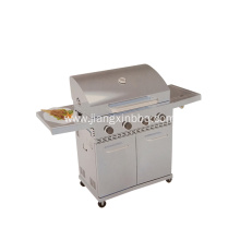 4+1 Burner Outdoor BBQ Gas Grill
