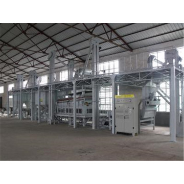 Seed Fine Cleaner Machine