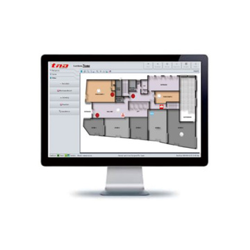 Graphic Monitor Center Software for Fire Alarm