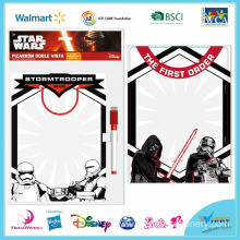 Star Wars Mini White Board with Pen