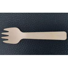 biodegradable disposable flatware set wooden fork