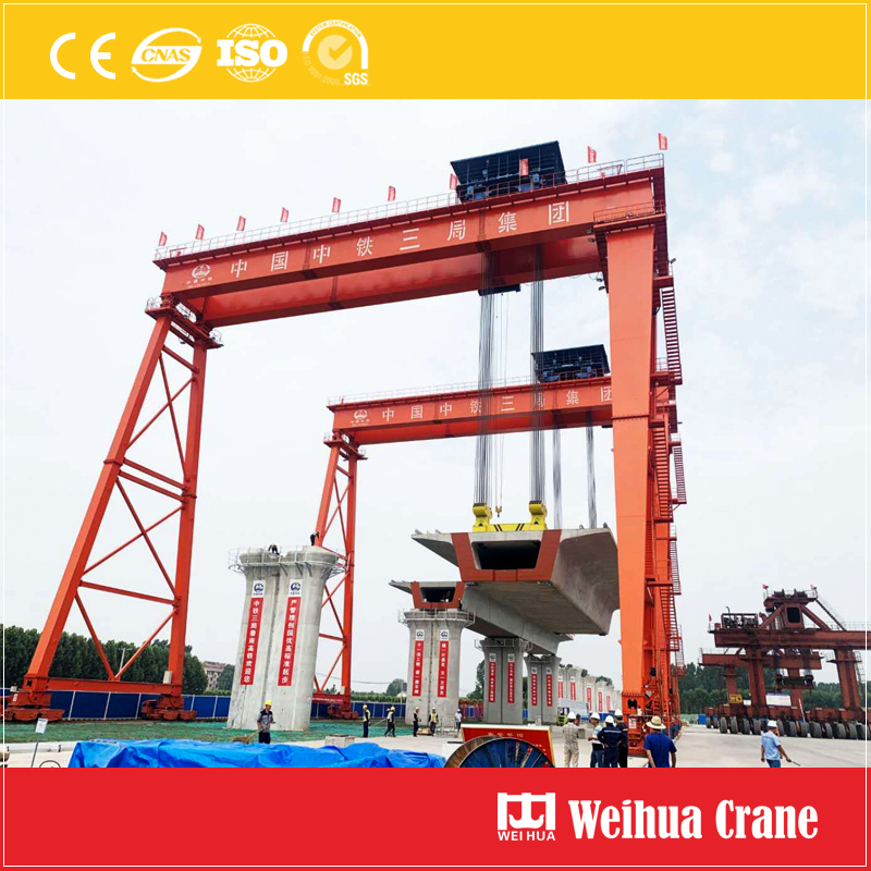 Beam Erection Crane