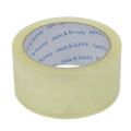 Low noise bopp packing adhesive tape