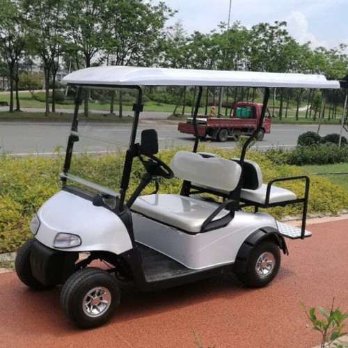 wheel 4 seaters golf cart