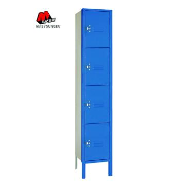 4 Tier Door Metal Locker