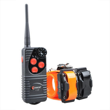 Aetertek AT-216D-2 remote dog training collar