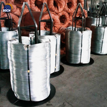 Hot dipped Galvanized thin iron wire