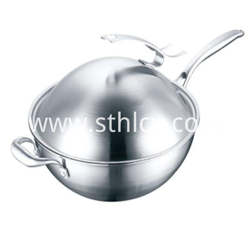 stainless steel pan sticking