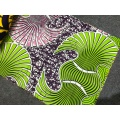 Wax Print Polyester Garments Fabric